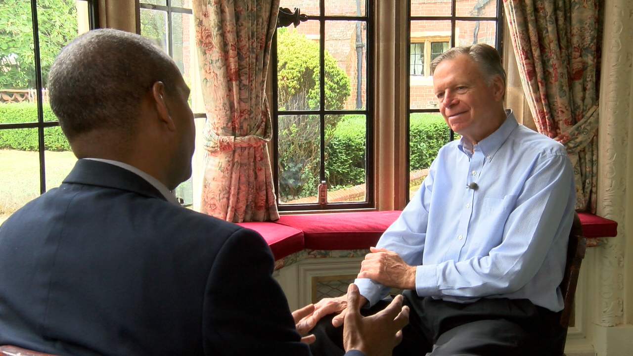 Mark Finley UK Interview